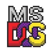 bild av MS DOS