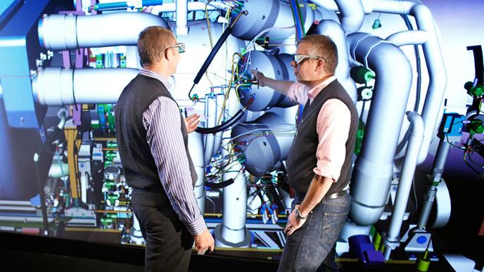 Högeffektiv och mer än glödhet – gasturbinen är hisnande ingenjörskonst