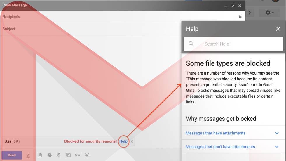 ta bort skräppost gmail